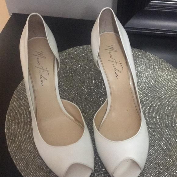 White 3 Inch Heels